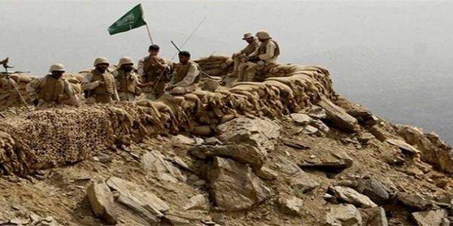 مقتل 5 جنود سعوديين في اشتباكات على الحدود مع اليمن