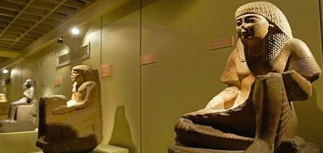 آثار فرعونية في
