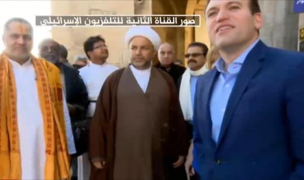 وفد بحريني يزور