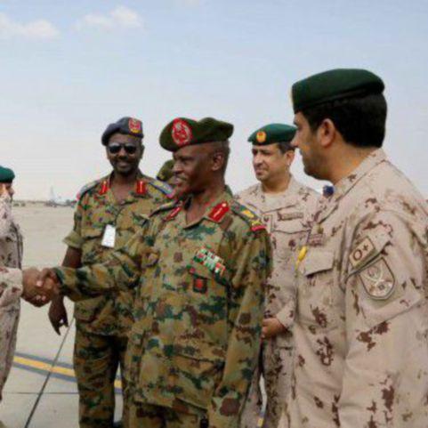 بدء المرحلة الثانية من تمرين «أبطال الساحل 1» العسكري بين الإمارات والسودان