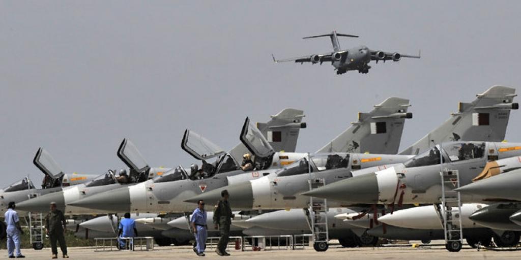 ما الذي سببته عمليات نقل الأسلحة الأمريكيَّة إلى الإمارات في
