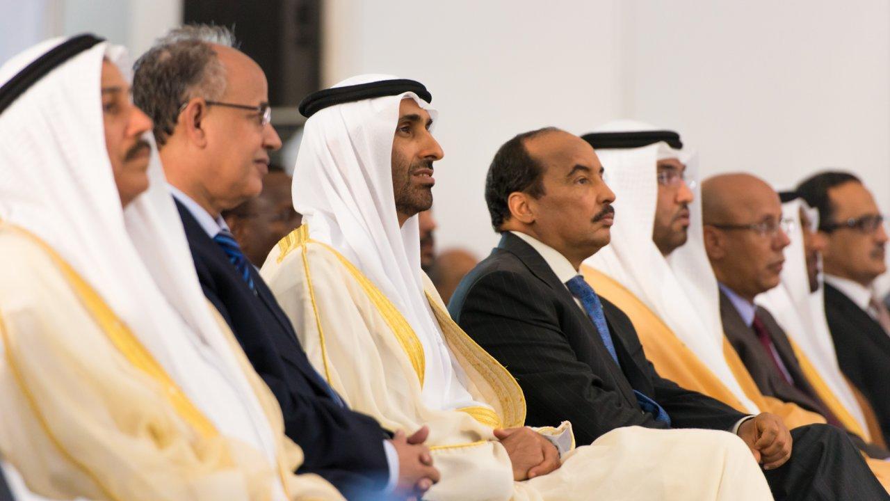 الإمارات تدشن 8 محطات للطاقة الشمسية في موريتانيا