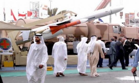 عقود روسية لصيانة تقنيات عسكرية في الإمارات
