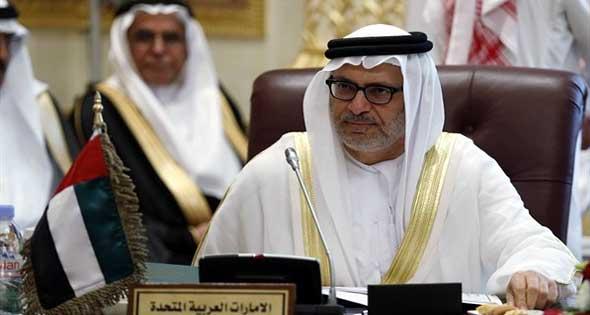 قرقاش يؤكد رفض الإمارات دعوات قطر للحوار غير المشروط
