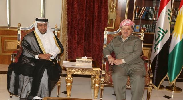 مصادر عراقية: القنصل الإماراتي في كردستان يزرو أحد مراكز الاستفتاء على انفصال الإقليم
