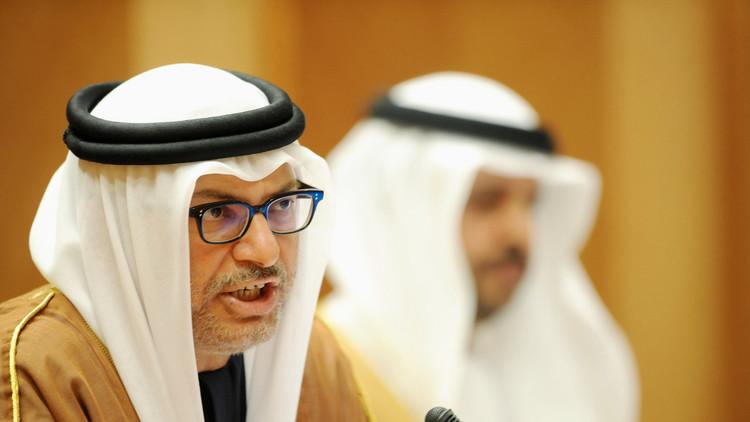 «قرقاش»: قطر تحاول استهداف الجبهة السعودية الإماراتية