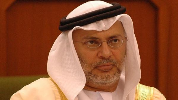 قرقاش يؤكد التزام الإمارات بدعم أمن واستقرار أفغانستان