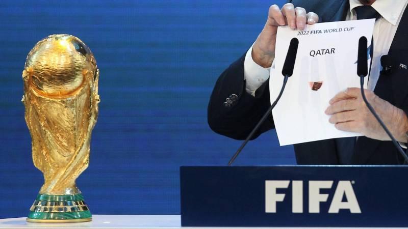 قطر  ترد على تصريحات خلفان وقرقاش بشأن  استضافة كأس العالم