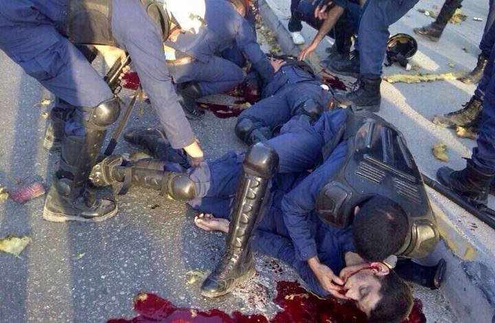 البحرين تعدم 3 أشخاص رميا بالرصاص أدينوا بقتل ضابط إماراتي