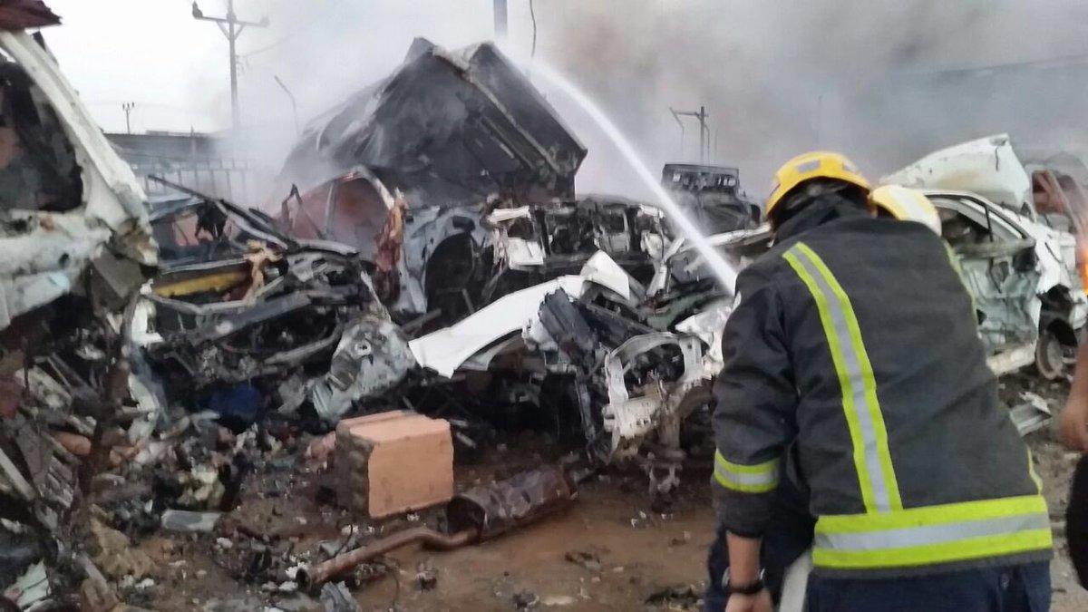 مقتل 7 مدنيين في نجران جنوب السعودية إثر قذائف الميليشيات الحوثية
