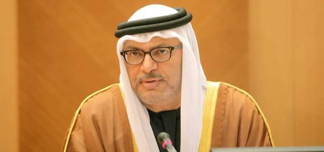 قرقاش يستقبل أمين عام الرئاسة في مالي ويؤكد التزام الإمارات بمكافحة الإرهاب والتطرف