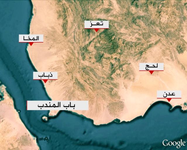 القواعد العسكرية الإماراتية تحكم الخناق على باب المندب