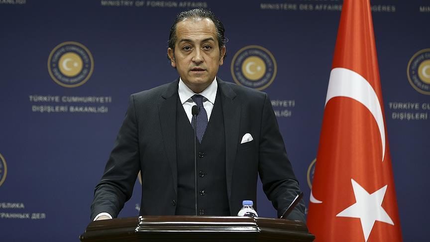 تركيا تنتقد تصريحات وزير الخارجية الإماراتي حول دورها في سوريا