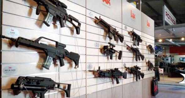 ميدل إيست آي:  شركات السلاح البريطانية تسعى للاستفادة من الأزمة الخليجية