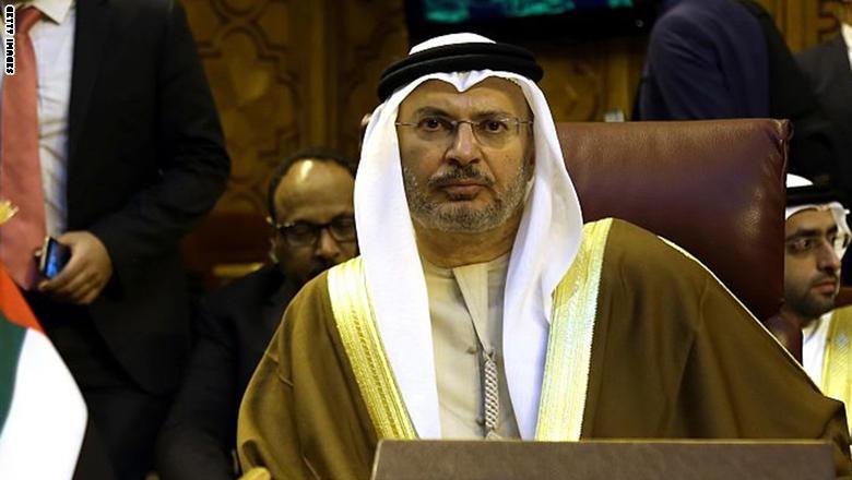 قرقاش: متجهون إلى قطيعة ستطول مع قطر