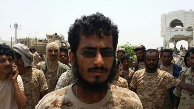 القوات الإماراتية تفرج عن مدير الأمن بأبين في اليمن