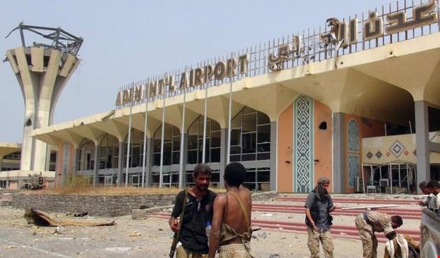 الإمارات تمنع هبوط طائرات تقل أموال للبنك المركزي اليمني في مطار عدن