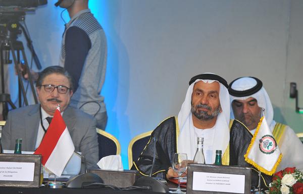 البرلمان العربي يدعم حق الإمارات في استرداد الجزر الثلاث