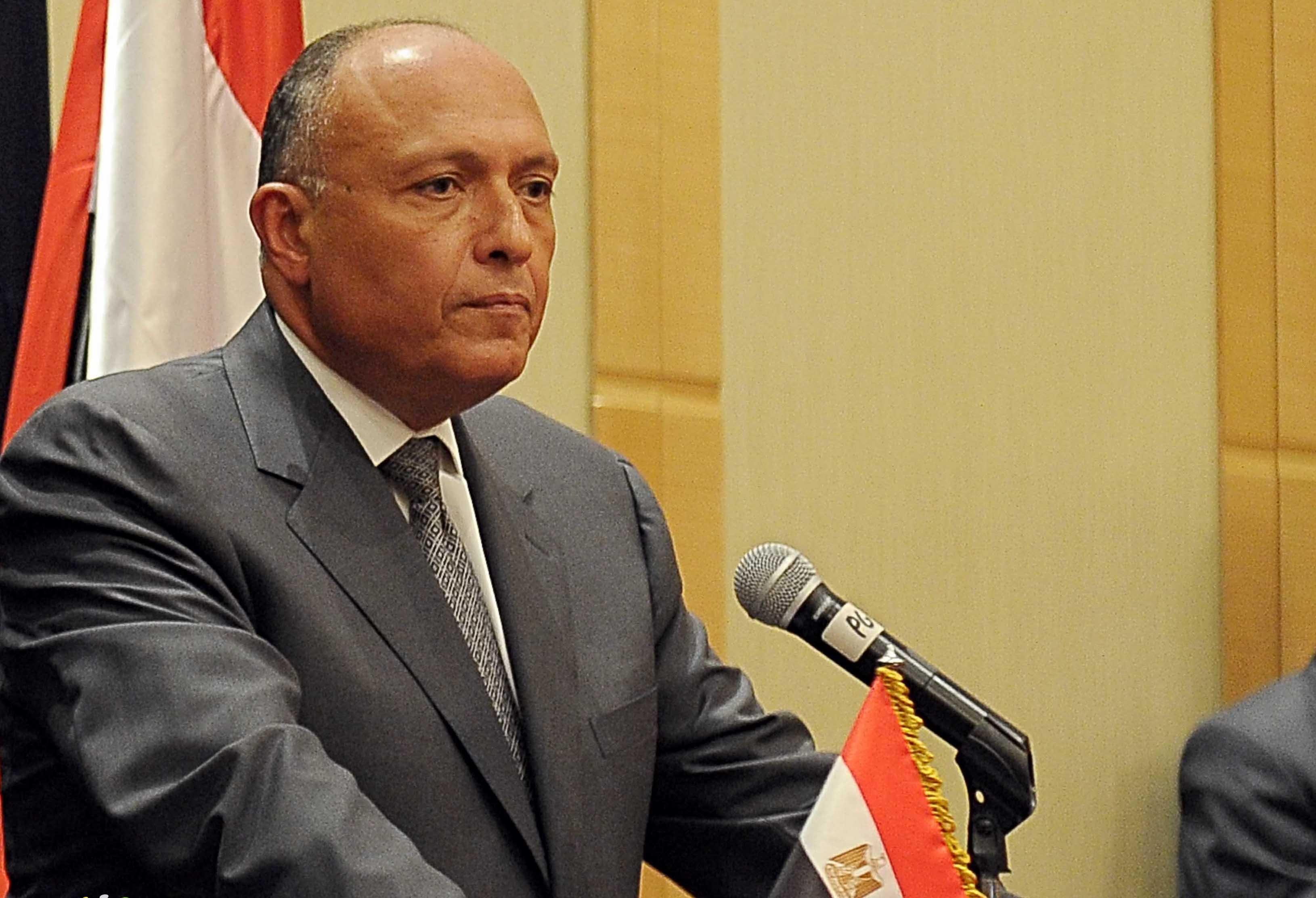 الإمارات والأردن يدخلان خط الوساطة.. والسعودية تشترط إقالة شكري لتحسين العلاقة
