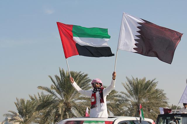 الإمارات تعلن قطع العلاقات مع قطر وتمهل دبلوماسييها 48 ساعة للمغادرة