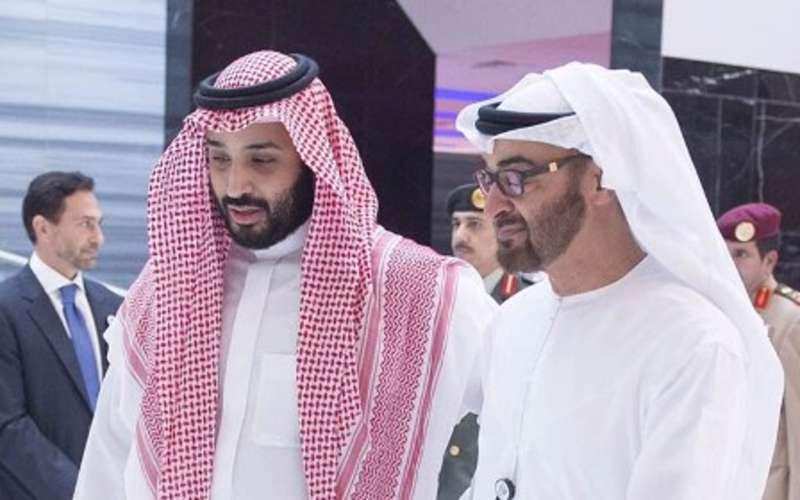 """حساب """"مجتهد"""" يتهم الإمارات بتوريط بن سلمان في انقلاب تركيا الفاشل"""