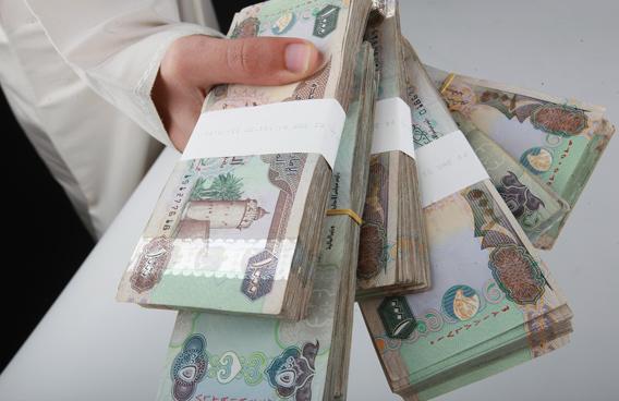 45.8 مليارات دولار ودائع الحكومة الإماراتية لدى البنوك الوطنية