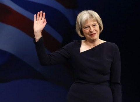 محمد بن زايد يبحث هاتفيا مع رئيسة وزراء بريطانيا العلاقات الثنائية