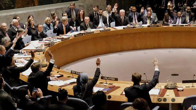 مجلس الأمن يدعو لانتقال سياسي باليمن ويمدد العقوبات بحق صالح وحوثيين