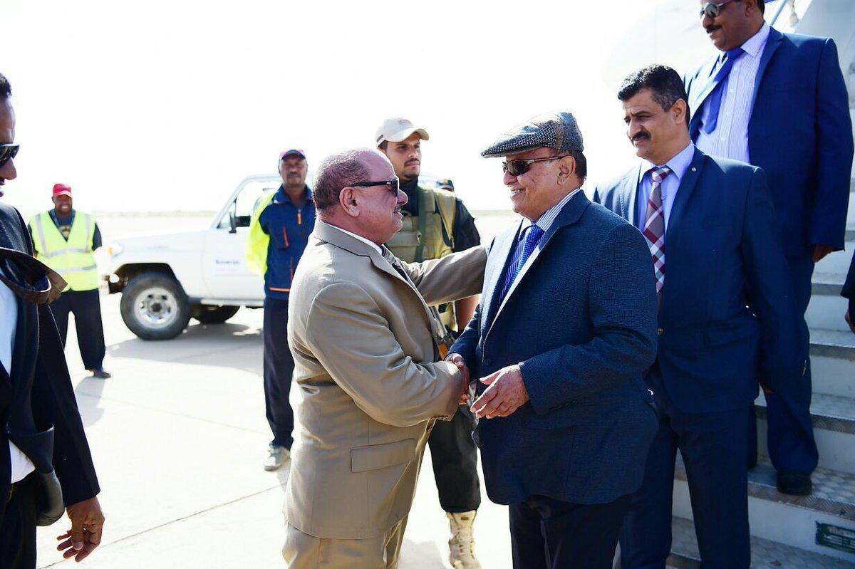 هادي: لن تحكمنا إيران ولن نسلّم اليمن للانقلابيين
