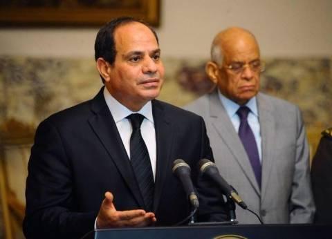 السيسي يشيد بتمويل الإمارات لعدد من المشاريع بمصر منذ الانقلاب