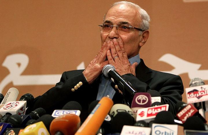 شفيق يلمح من مقر إقامة بأبوظبي إلى عزمه الترشح لانتخابات الرئاسة المصرية