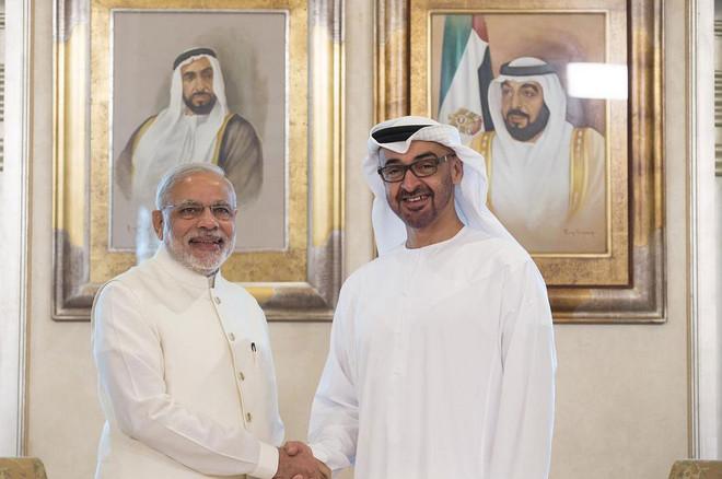 الإمارات والهند يعتزمان إنشاء اتحاد استثماري للبلدين بمليار درهم