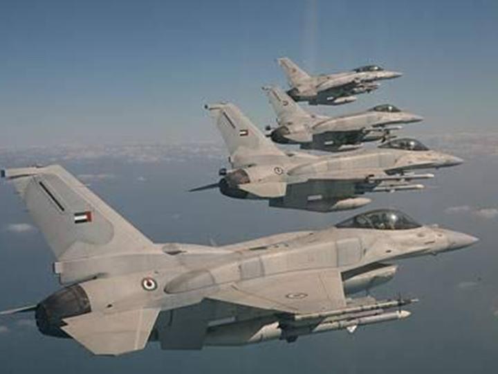 الإمارات تنشر ست طائرات عسكرية في ليبيا دعماً لـ