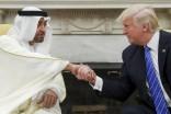 الدور الإماراتي في حرب اللوبيات في أمريكا ضد قطر