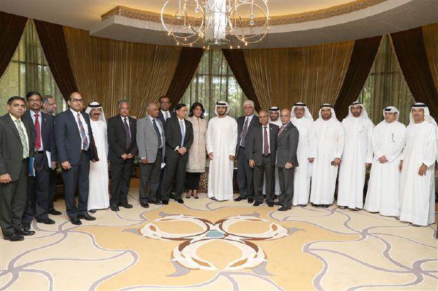 60 مليار دولار التبادل التجاري بين الإمارات والهند في 2015