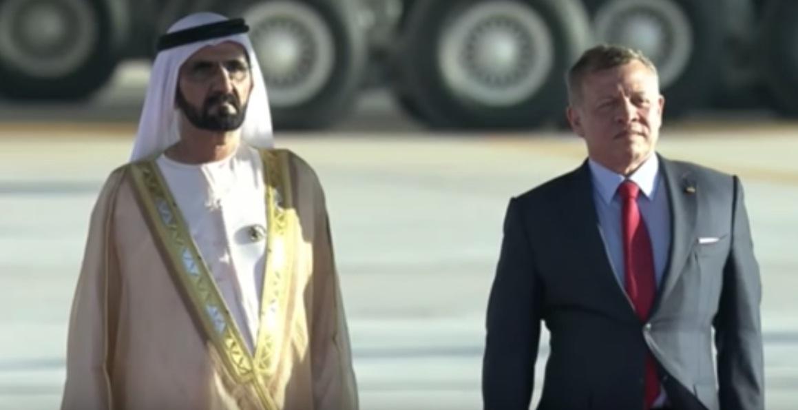 الشيخ محمد بن راشد يترأس وفد الإمارات إلى القمة العربية ويصرح: التحديات كبيرة