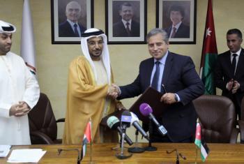 1.5 مليار دولار تمويلات إماراتية لـ31 مشروعا بالأردن