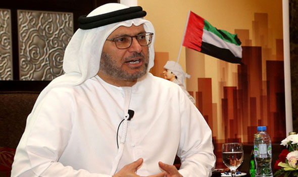 تعليقاً على الأزمة مع قطر...قرقاش: درء الفتنة يكمن في تغيير السلوك وبناء الثقة!