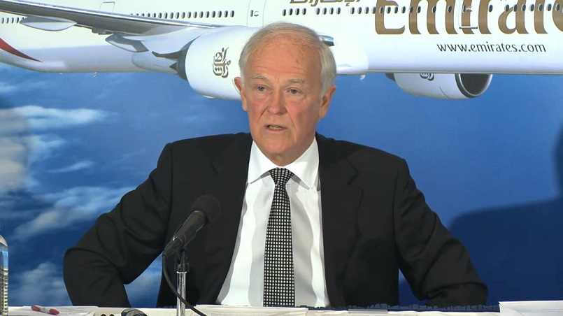 رئيس طيران الإمارات ينفي الاندماج مع «الاتحاد»