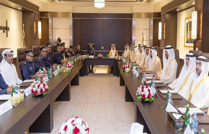 اللجنة الأمنية الإماراتية القطرية تناقش تعزيز التعاون وتوقيع اتفاقية
