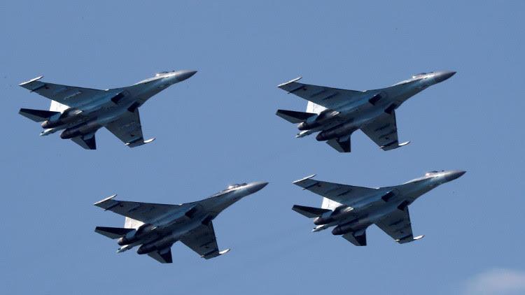 الإمارات تقترب من توقيع صفقة مقاتلات روسية
