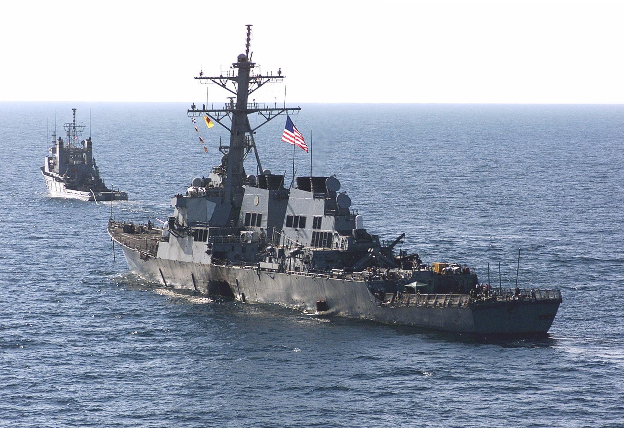 الإمارات تستنكر هجوم الحوثيين على المدمرة الأميركية قبالة سواحل اليمن