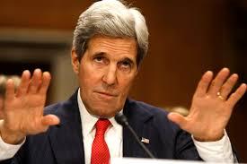 كيري يؤكد دعم محمد بن زايد ومحمد بن سلمان لاتفاق عمان حول اليمن