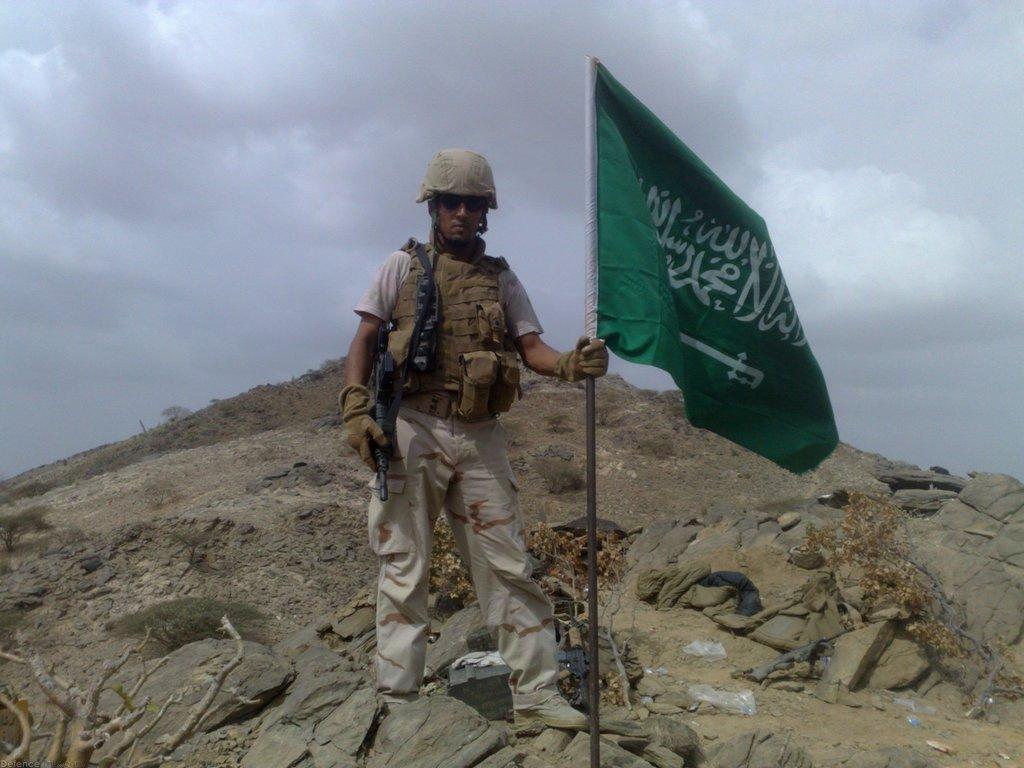 مقتل جندي سعودي بإطلاق نار على الشريط الحدودي مع اليمن