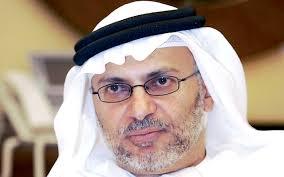قرقاش: تعديل قطر لقانون مكافحة الإرهاب خطوة إيجابية