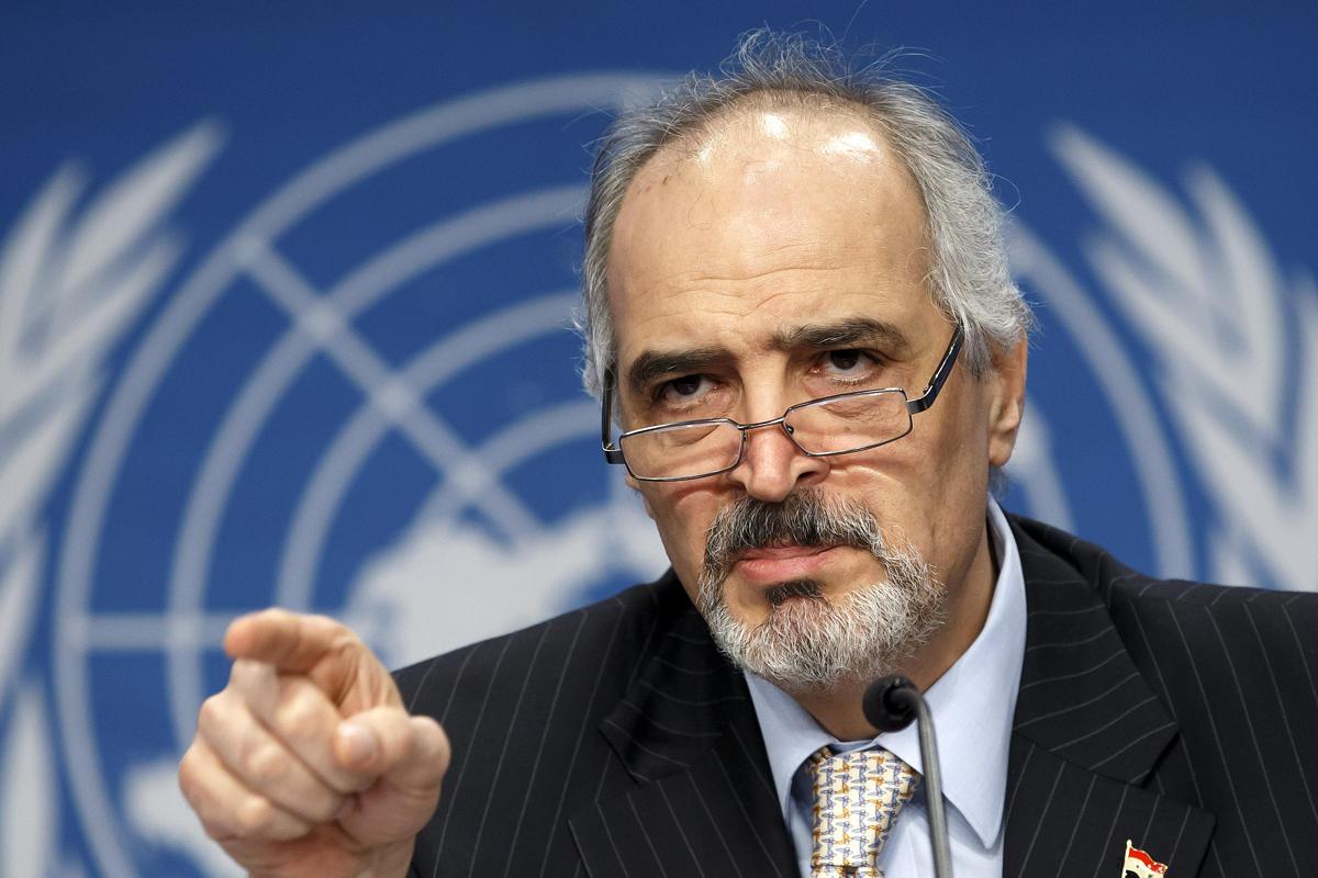 مندوب سوريا بالأمم المتحدة يتهم الإمارات والسعودية بدعم داعش