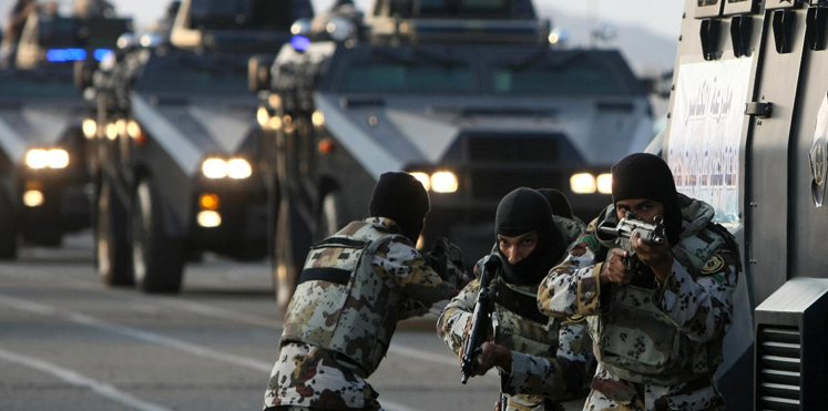 السعودية تعلن مقتل مسلحين بالرياض أحدهما ينتمي لتنظيم