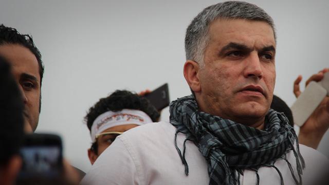 الحكم بسجن الناشط الحقوقي البحريني نبيل رجب لمدة عامين