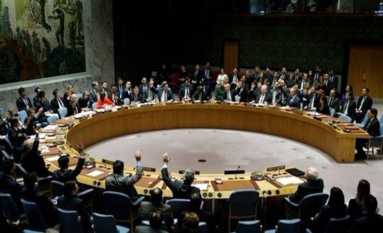 في كلمة بمجلس الأمن...الإمارات تطالب بدولة فلسطينية على حدود 67 وعاصمتها القدس