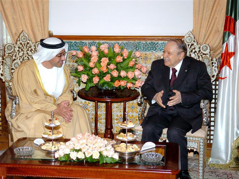 العلاقات الإماراتية - الجزائرية واتساع الفجوة في مواقفهما تجاه ملفات المنطقة